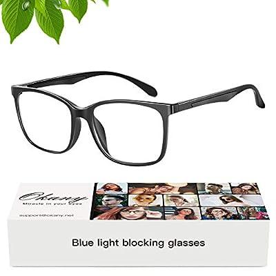 Blue Light Blocking Glasses Women Men Lightweig...