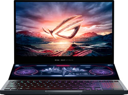 Compare ASUS ROG Zephyrus Duo 15 (GX550LXS-XS96) vs other laptops