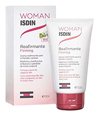 ISDIN Woman Firming Cream | Post-weight loss & post-pregnancy firming cream 1 x 150ml by Isdin