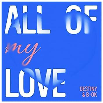 All of My Love (Radio edit)