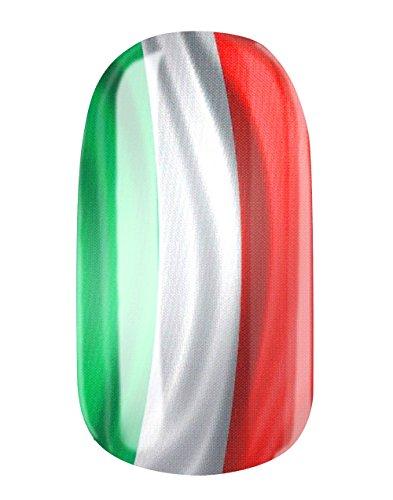 Stripes con fresa per unghie e pellicole ITALY - by Glam