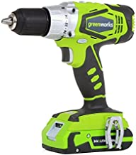 Best greenworks cordless drill Reviews