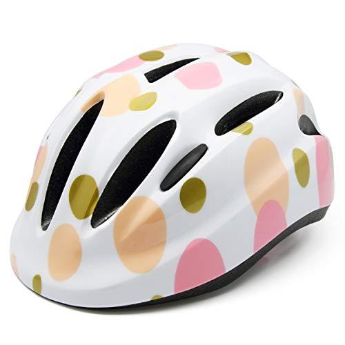 Product Image of the M Merkapa Kids Bike Helmet Adjustable 3D Shark Bicycle Helmets for Toddler and...