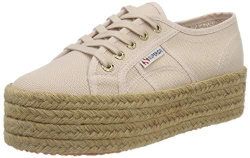 Superga Damen 2790-cotropew Sneaker, Pink (Pink Skin), 37.5 EU