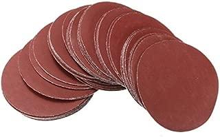 30pcs/set 7inch 180mm Round sandpaper Disk Sand Sheets Grit 80/100/120/180/240/320 Hook and Loop Sanding Disc for Sander Grits