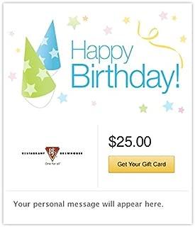 bj's brewhouse birthday