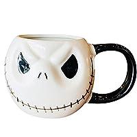 【Tasse à café en céramique professionnelle】 La tasse à café est en céramique naturelle et sûre, durable et saine. Parce que la tasse à café est spécialement conçue, elle ne convient pas pour le lavage au four et au micro-ondes du lave-vaisselle. Veui...