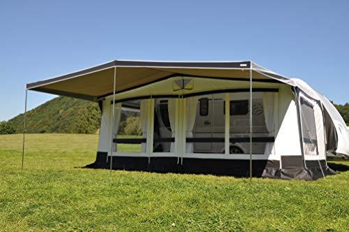 Euro Trail Campingbedarf Kombi Sonnendach für Vorzelte - Tienda de campaña instantánea, Talla Única