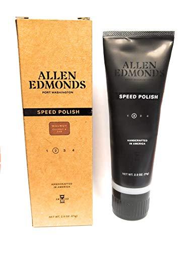 Allen Edmonds Men's Speed Polish Shoe, Walnut, One Size 0X US