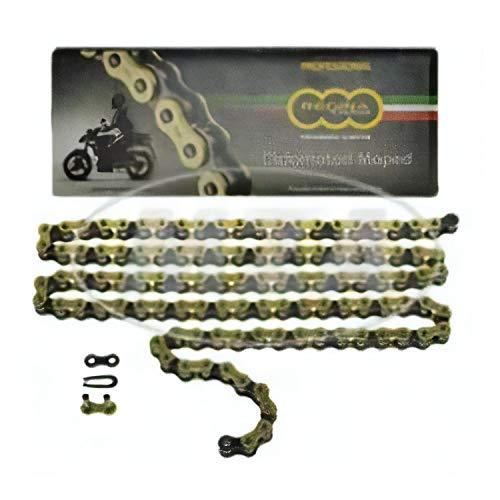 Regina Chain Chain Chain Chaîne à roulettes, 110 maillons