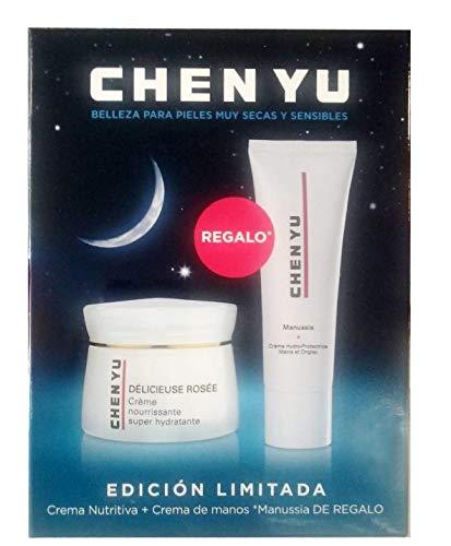 Chen Yu Chen Yu Deli-R Nourrissante 50Ml + Crema De Manos Manussia 75 ml