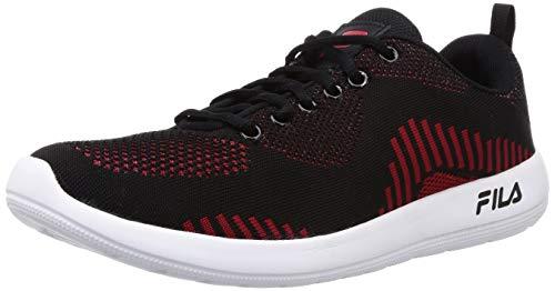 Fila Men's Lardo Gry/AQU Grn Running Shoes-8 UK (42 EU) (9 US) (11008215)
