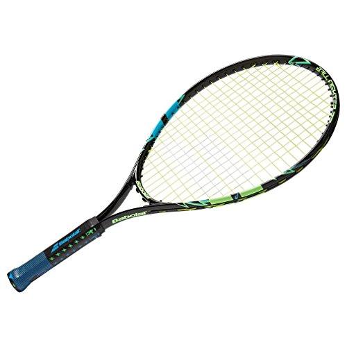 Babolat Ballfighter 23 Raquetas de Tenis, Unisex niños, Negro/Verde/Azul, 000