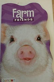Board book Farm Friends Book