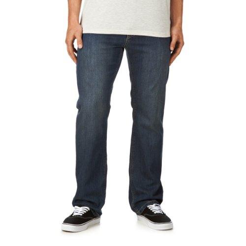 Billabong Straight Fifty Straight Herren Jeans Vintage Grau Large