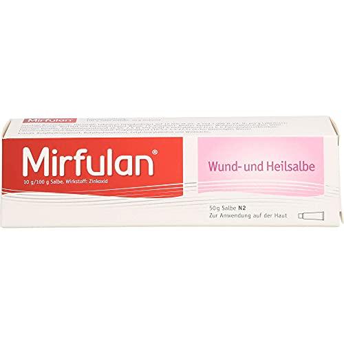 Recordati Pharma GmbH -  Mirfulan Wund- und