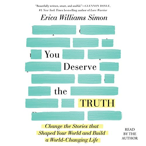 You Deserve the Truth audiobook cover art