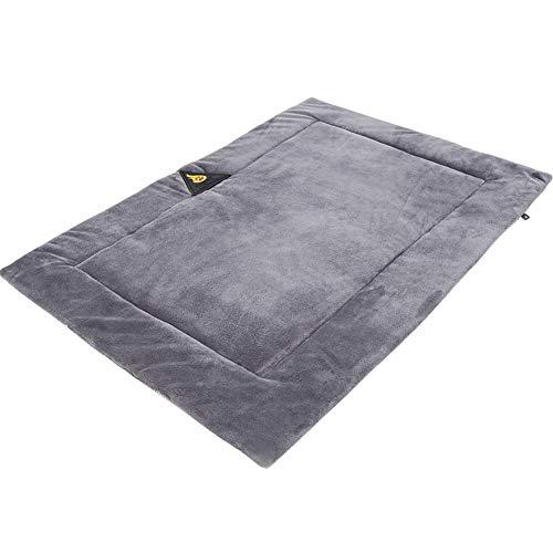 cming Selbstheizende Decke für Katzen & Hunde - Selbstwärmende Katzendecke, Katzendecken Haustierdecke selbstheizend waschbar weiche Wolldecke selbstwärmend Haustierfreundlich (zufällige Farbe)