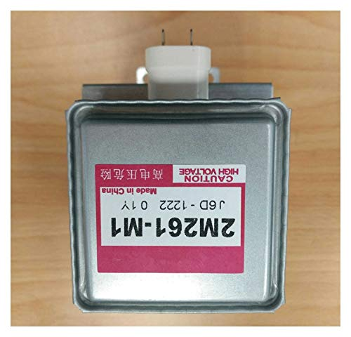 WUYANZI para Panasonic Microwave Horno Magnetron 2M261-M1 Magnetron Microondas Horno Partes