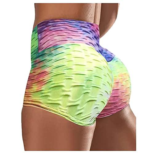 Pantalones para mujer, leggings de entrenamiento, fitness, deportes, yoga, pantalones atléticos para verano, vacaciones
