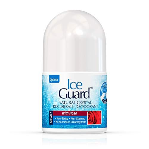 Optima Rouler sur Déodorant avec Rose 50 ml