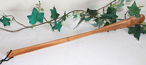 AsiaArtFactory Unbekannt AAF Nommel®, Schuhlöffel 001 Hellbraun Bambus 55 cm lang