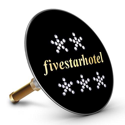 Bath Plopp Fivestarhotel Badewannenstöpsel, Stöpsel für Badewanne Abfluss, Stopfen, 4376