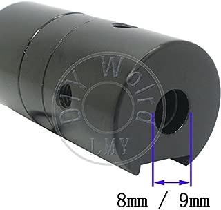 JDMY Separate Design! 8mm / 9mm Aluminium Alloy Airforce Condor/SS Talon Power Valve Stem and Barrel Connector Breech Bridge (8mm)