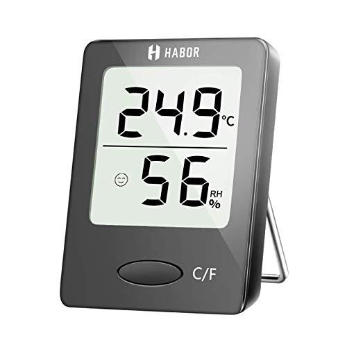 HABOR TAHBHM118AB-DE1 Thermo-Hygrometer