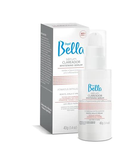 Sérum Clareador, Depil Bella, 40G
