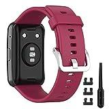Keweni Correa Compatible con Huawei Watch...
