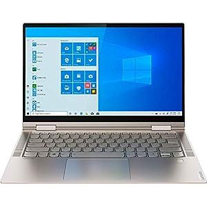 "2020 Lenovo Yoga C740 2-in-1 14"" Full HD 1080p Touchscreen Laptop PC, Intel Core i5-10210U Quad Core Processor, 8GB DDR4 RAM, 256GB SSD, Backlit Keyboard, Webcam, WiFi, Bluetooth, Windows 10, Mica"