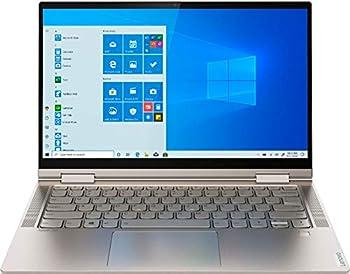 Lenovo Yoga C740 2-in-1 14  FHD Touchscreen Laptop | Backlit Keyboard | Core i5-10210U | Webcam | USB-C | Amazon Alexa | Integrated Intel UHD Graphics | Windows 10 | Mica  8GB RAM | 256GB PCIe SSD