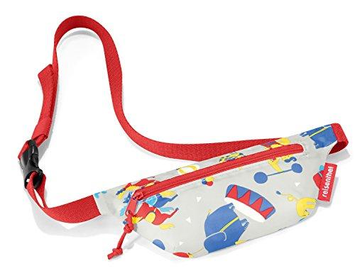 Reisenthel Beltbag Kids Circus Red Geldgürtel Gürtel Kinder ID3063