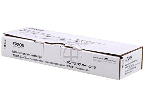 Epson Stylus Pro 3880 (C 13 T 582000) - original - Resttintenbehälter - 80ml
