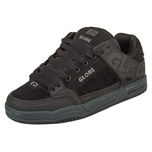 Globe Tilt, Unisex-Erwachsene Sneakers, Schwarz (black/night), 44.5(11 US)