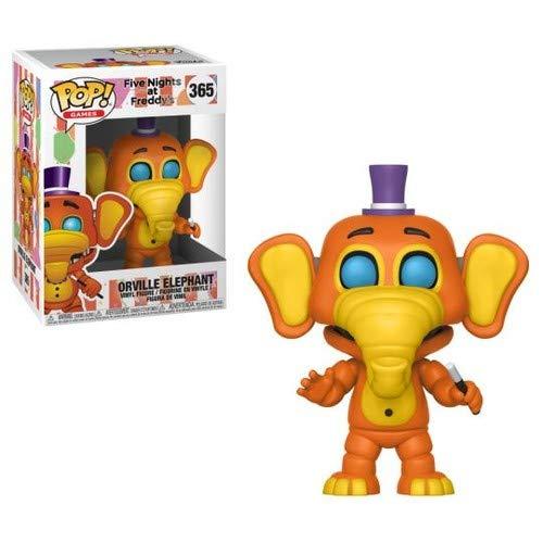 Funko 32057 POP Vinyl: Games: FNAF Pizza Sim: Orville Elephant
