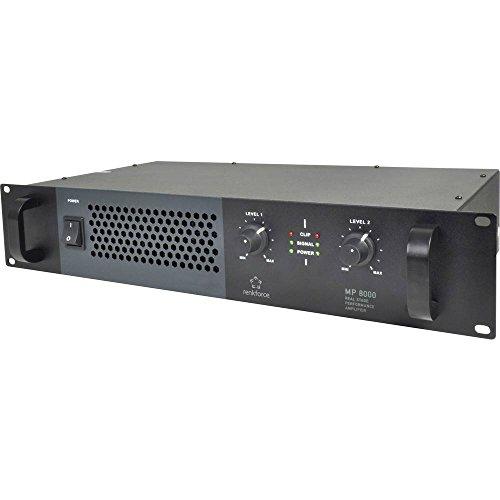 Renkforce MP-8000 PA Verstärker RMS Leistung je Kanal an 4 Ohm: 320 W