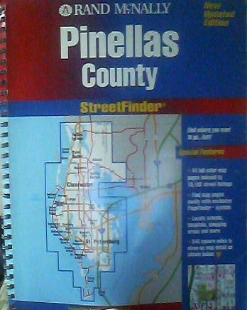 Rand McNally Pinellas: Streetfinder