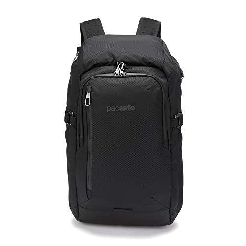 PacSafe Venturesafe X30-30L Anti-Theft Outdoor/Adventure-Ergonomic Design, Black, One Size