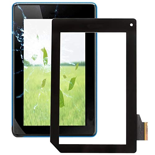 WANGZHEXIA Piezas de repuesto móviles panel táctil para Acer Iconia Tab B1-A71
