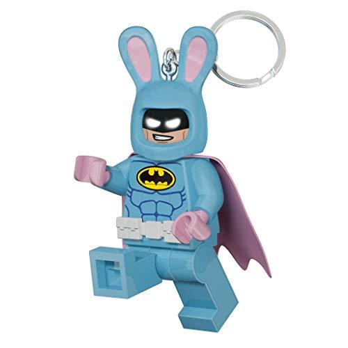 LEGO - Bunny Batman, llavero linterna (LGL-KE103B) , color/modelo surtido