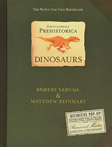 Encyclopedia Prehistorica Dinosaurs Pop-up: 1