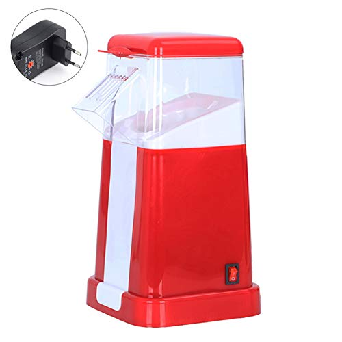 Purchase FDGT Popcorn Machine Hot Air Popcorn Maker Household Automatic Electric Fashion Oil Free He...