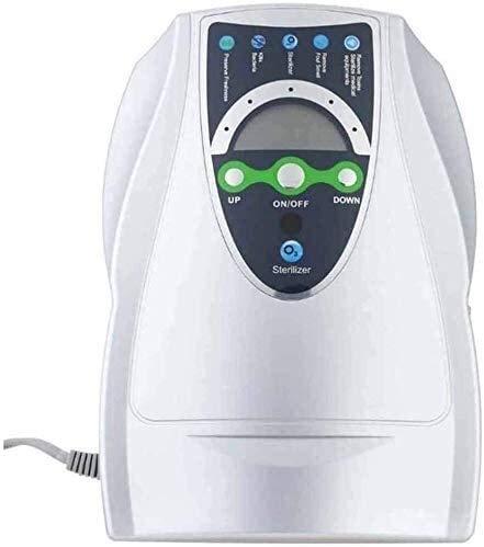 Raxinbang Purificador de Aire 500mg / H Inicio Purificador De Aire del Generador del Ozono, Ozono Purificador De Aire Portátil Esterilizador, Usada For La Desodorización/Eliminación De Formald