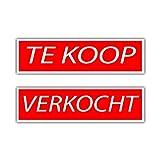 Carpoint 1316301 Panneaux Plaque à Vendre/Vendu