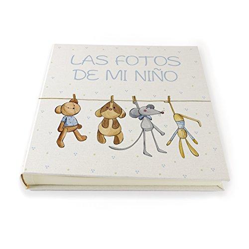 Album de Fotos infantil para niño