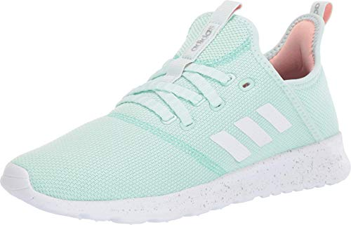 Adidas Cloudfoam Pure Running Shoe, Ice Mint