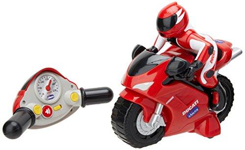 Chicco Ducati 1198 RC, Color Rojo, 2+ (00000389000000)