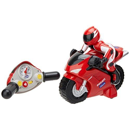 Chicco Ducati 1198 Rc Veicolo Radiocomando Prima Infanzia Giocattolo 703, Colore, 8003670768241